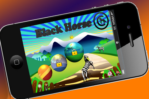 Screenshot Black Horse